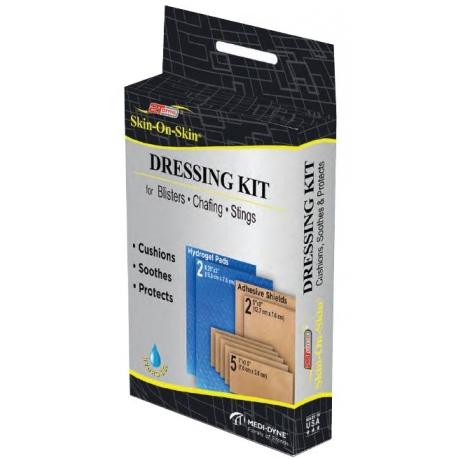 SKIN ON SKIN - Dressing Kit