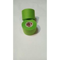 PACK 2 TAPES GREEN - 3,8 cm x 9,14 m