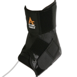 AS1 ANKLE BRACE Black X-Large