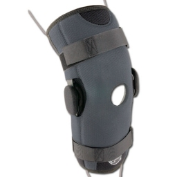 DIAMOND HINGED KNEE BRACE