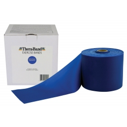 ROULEAU THERABAND 45,50 m Bleu Extra Fort