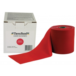 EXERCISE BAND 45,50 m Red - Medium