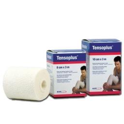TENSOPLUS White 8 cm x 3 m
