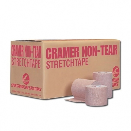 SUPER STRETCH NON-TEAR TAPE 5 cm x 4,5 m (24 rouleaux)