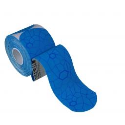 KINESIO TAPE PRECUT BLUE - 20 x 5cm x 25,4cm