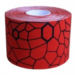 KINESIO TAPE ROUGE - Rouleau 5 cm x 5 m