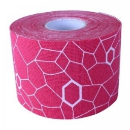 KINESIO TAPE PINK - Roll 5 cm x 5 m