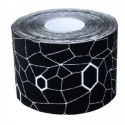 KINESIO TAPE BLACK/WHITE - Roll 5 cm x 5 m