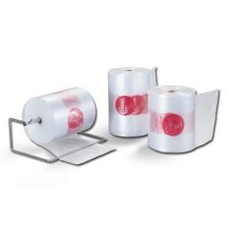 ICE BAGS (rolls of 1500 bags 24 cm x 45 cm)