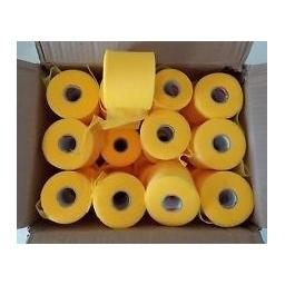 TAPE UNDERWRAP Jaune  - Carton de 48 rouleaux