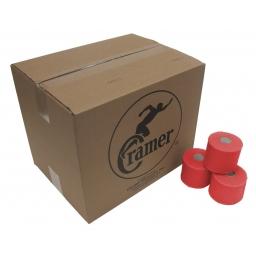 TAPE UNDERWRAP Rouge - Carton de 48 rouleaux
