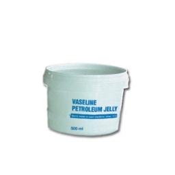 PETROLEUM JELLY - Jar of 500 ml