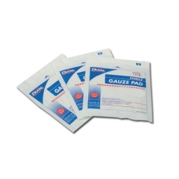 GAUZE PADS STERILE - 5 cm x 5 cm - Box of 100