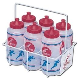 PORTE-BOUTEILLES en métal pour 6 bouteilles 950 ml *